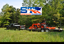 tractor delivery company