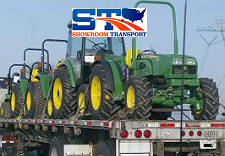 long distance tractor shipping